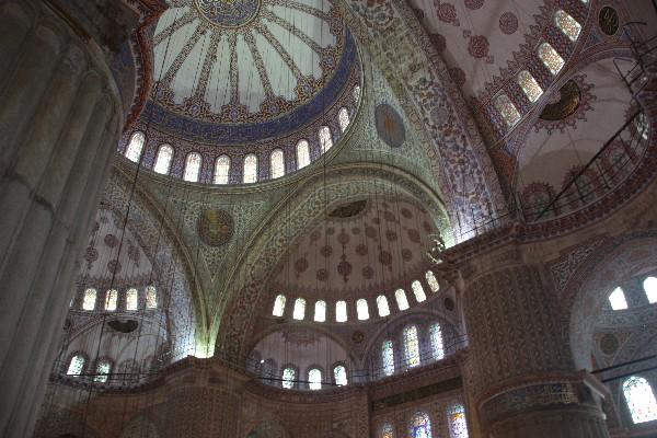 술탄 아흐메트 자미(블루 모스크)