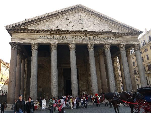 본 조르노, 로마!