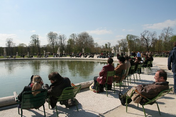 파리의 공원 & 정원