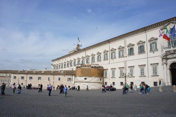 퀴리날레 궁전
