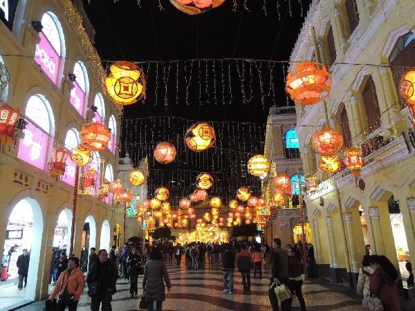 마카오 당일치기 - 주요 여행지
