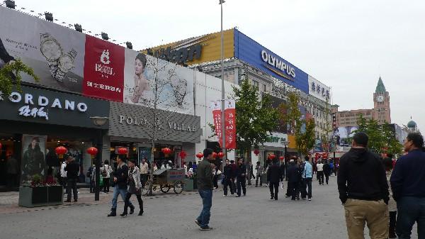베이징(북경) 쇼핑의 핫 플레이스 '왕부정VS삼리둔'