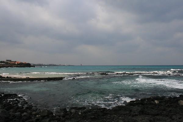 곽지과물해변