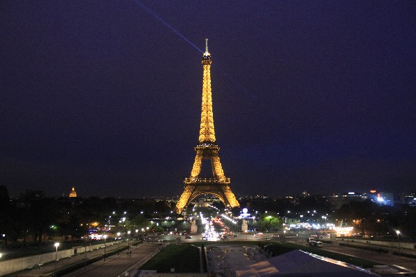 에펠탑 불꽃놀이