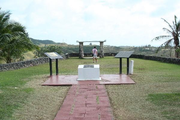 괌 참전용사 기념비