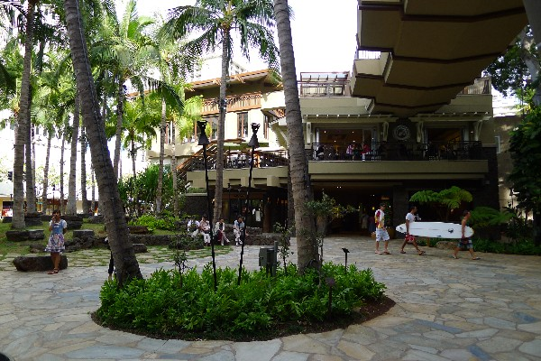 로열 하와이안 쇼핑센터