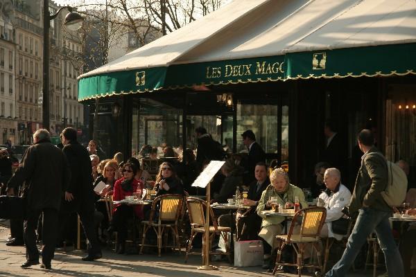 철학가와 예술가들이 사랑한 카페