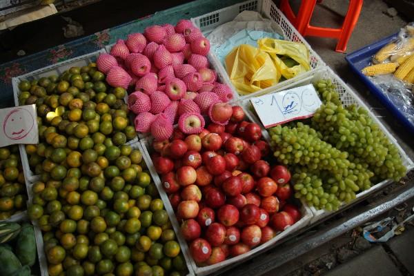 방콕 길거리 음식