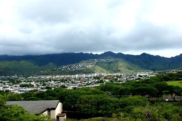 하와이 카이 & 지도 마을