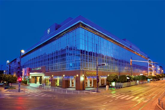 호텔 쉐라톤 자그레브