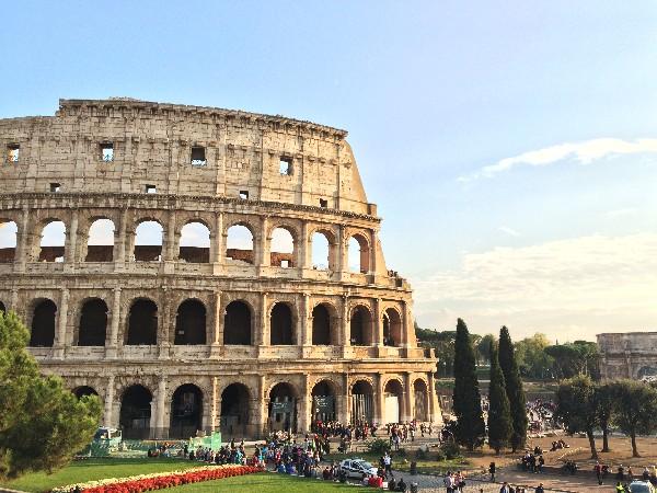 로마 자유여행 일정