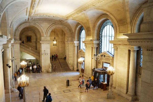 뉴욕 공립 도서관