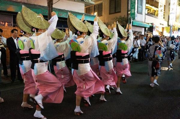 도쿄의 여름, 마츠리의 향연