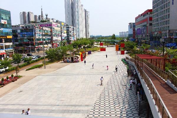 안산문화광장