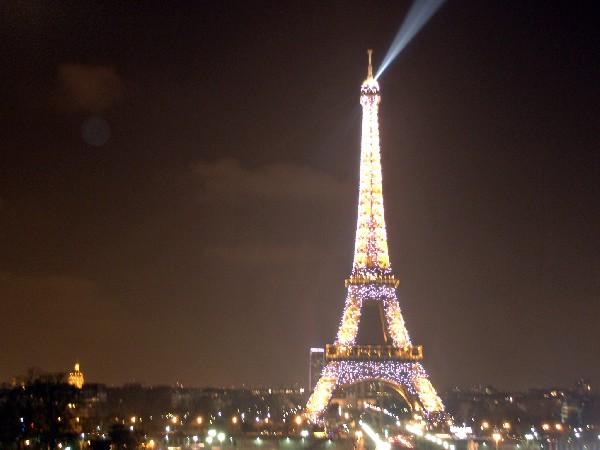 파리의 화려한 야경 추천