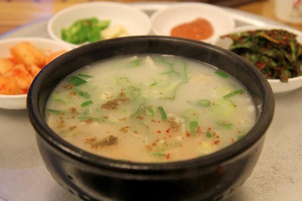 형제 전통 돼지국밥