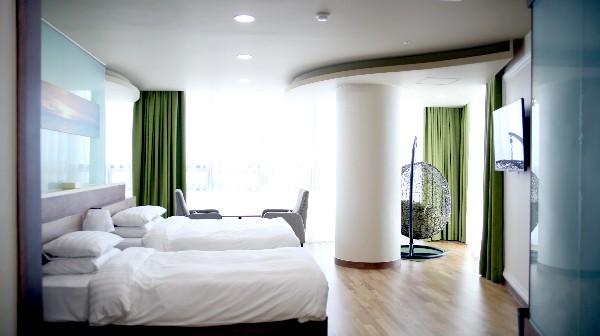 선셋 비즈니스 호텔