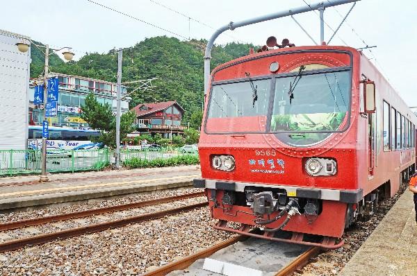 동해안 기차 여행