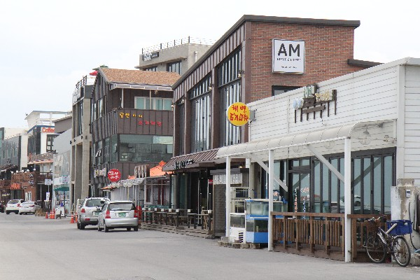 안목 카페 거리