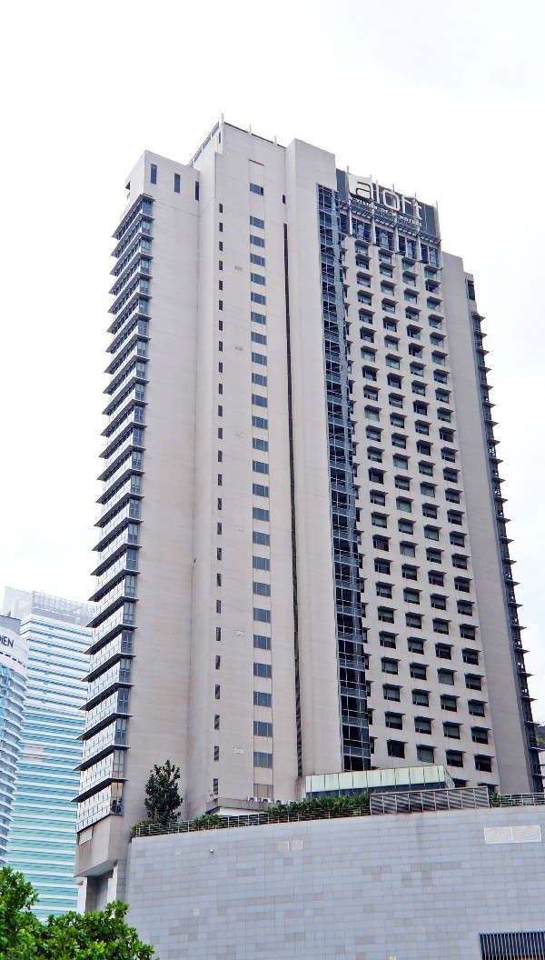 알로프트 쿠알라룸푸르 센트럴 호텔