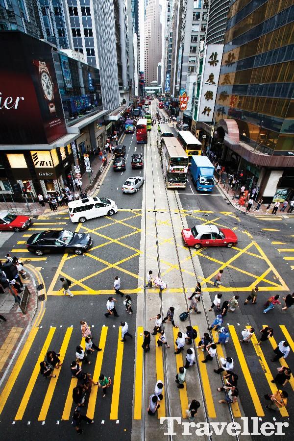 홍콩, 쾌락의 섬