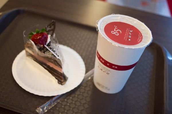카페 85도씨