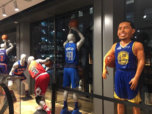 NBA 스토어