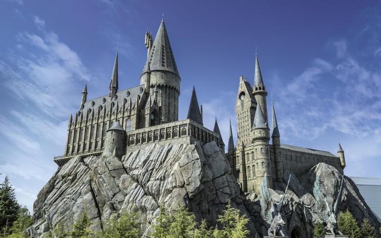 Hogwarts Castle1