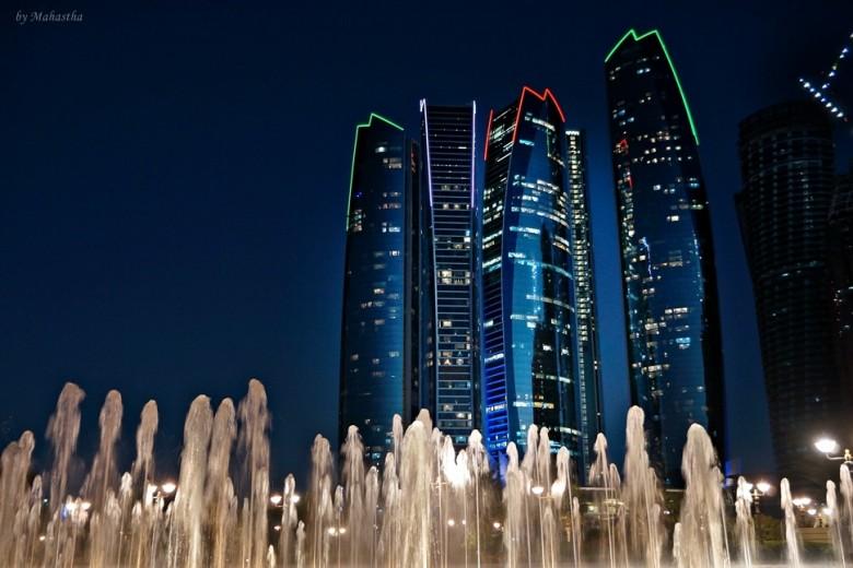 Jumeirah at Etihard towers 0