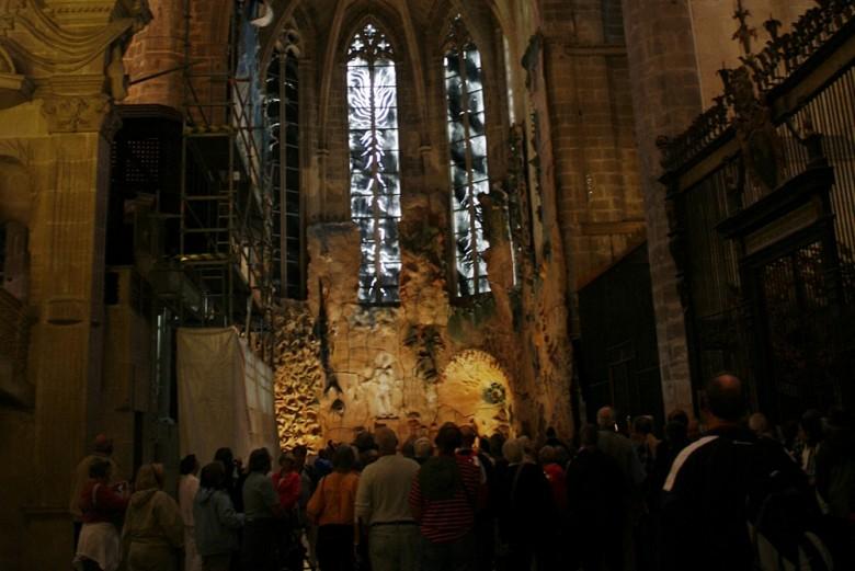 투어팁스 - 마요르카에 닿은 가우디의 숨결, 팔마 대성당 La Seu