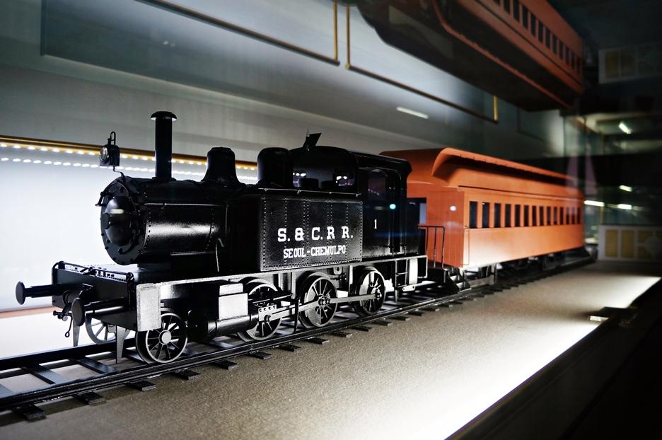 19 경인선 기차모형