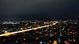 수원 야경 명소, 노을빛 전망대