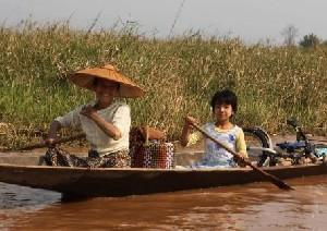 미얀마, 인레호수로 떠난 여행!