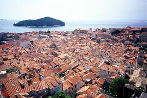 지중해 크루즈 이야기 #7 - 빨간 지붕의 도시, 듀브로브니크