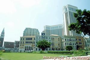 24 hours in Venetian Macau