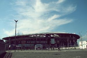 터키 갈라타사라이의 홈구장, 튀르크 텔레콤 아레나를 가다!