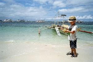 환상의 섬 보라카이에서 최고의 가족여행을!