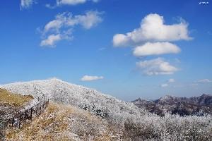 원주의 비경, 백운산의 겨울을 보내며
