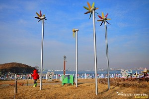 서울 근교에서 즐기는 드라이브, 시화호 달전망대