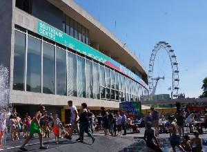 아이와 함께 런던 여행, 사우스뱅크 센터에서 보낸 하루