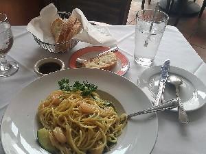 LA에서 레스토랑 이용 프로세스!