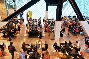 모두를 위한 21세기 도서관, 시애틀 중앙도서관