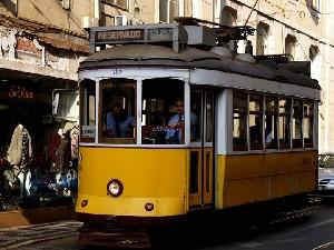트램과 타일의 나라, 포르투갈