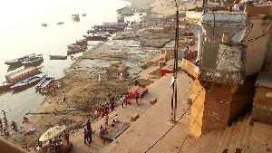 일출도 일상이 되는 여행, 인도 바라나시