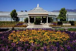 LA 근교의 명소, 패서디나 헌팅턴 도서관