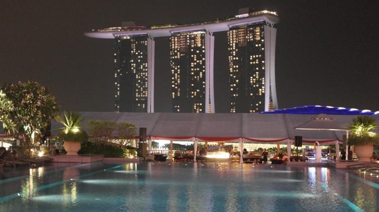 싱가포르 마리나 베이 샌즈, 어디서 봐야 할까?