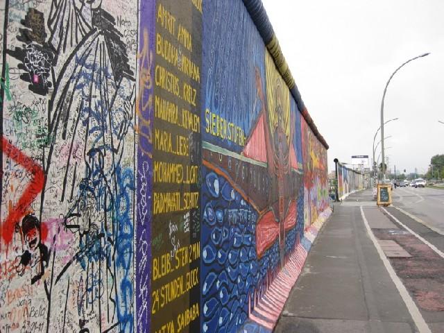 베를린 역사여행, 이스트 사이드 갤러리