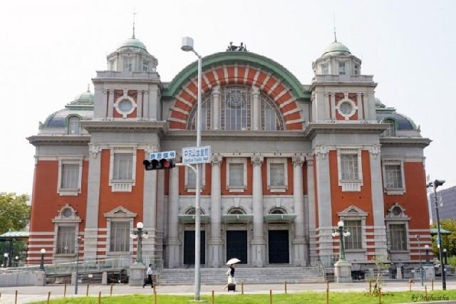 오사카, 100년의 시간을 품은 낭만 런치