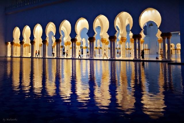 아랍에미리트의 이모저모