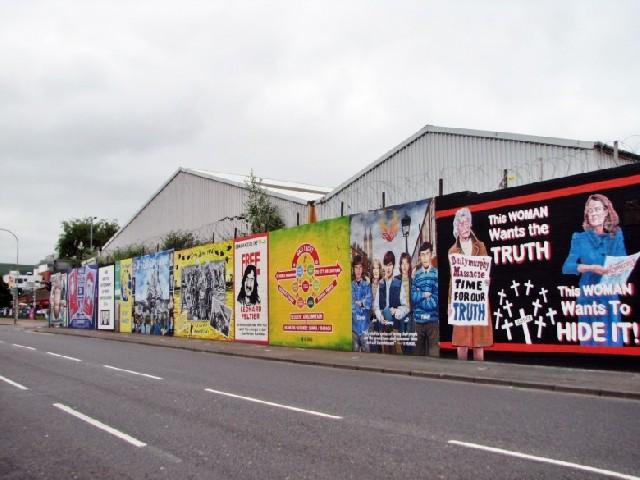 북아일랜드의 수도, 벨파스트(Belfast)를 가다